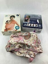 Lot of 3 baby carriers: Hot Sling 3 Sleepy Wrap and Infantino mei tai style
