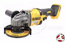 """Dewalt DCG414B 60V Volt Max Flexvolt 4-1/2"""" - 6"""" Cut Off Tool Angle Grinder"""