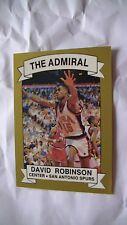 Carte de basketball de David Robinson limitée à 10000 exemplaires!