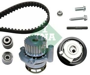 INA 530044531 Timing Belt Water Pump Kit fits Audi Seat Skoda VW