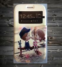 Funda tapa libro (Flip Cover Case) Samsung Galaxy Note 2