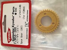 KYOSHO FW04 SUPERTEN, 2nd GEAR 36T FOR USE WITH 2 SPEED BOX FZW56, FZW56-36H