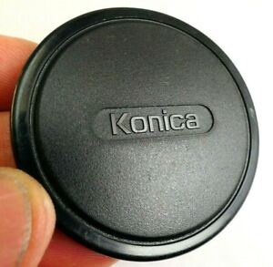 46mm Plastic Konica Lens cap Slip on type rangefinder vintage