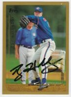 1999 Topps #331 Roy Halladay JSA Cert Signed Autograph Blue Jays RC HOF d.17