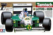 TAMIYA 48009 1/14 TamTech Lotus Type 102B - Car Only