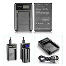 Sony NP-F550/F750/F960/F970 Replacement Micro USB Battery Charger NP-FM50/FM70/