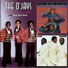 The O' Jays When Will I See You Again/Love And More 2on1 CD NEW SEALED Soul