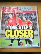 07/11/2007 Manchester United v Dynamo Kiev [European Cup] . No obvious faults, u
