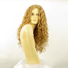 Perruque femme longue blond doré EVA 24B