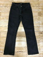 Riders By Lee Size 6 M Black Women's Jeans Good Condition