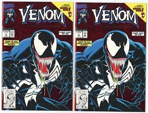 Venom: Lethal Protector #1 (5 copies)  avg. NM/MT 9.8  Marvel  1993  A  No Resv