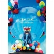 The Circus Live by Take That (DVD, Dec-2009, 2 Discs, Universal Music) SEALED