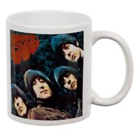 The Beatles - Rubber Soul 12oz Coffee Mug