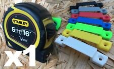 Tape Measure Holder / Wall Mount / Bracket / Clip for Shed, Van or Workshop (x1)