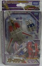 Transformers Henkei starscream D-02 Action Figure USA Seller In Stock