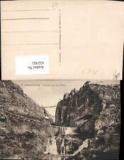 622362,Constantine Cascade de Sidi M Cid Brücke Wasserfall Algeria