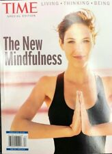THE NEW MINDFULNESS 2018 TIME THE  SCIENCE OF health happiness creativity sleep
