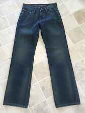 "ESPRIT WOMENS, ""SOUL"" REGULAR FIT, STRAIGHT JEANS, SIZE 30/32, EQUIV SIZE 8-10"