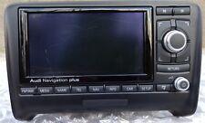 Audi RNS-E Navigation Head Unit 8J0 035 193 F