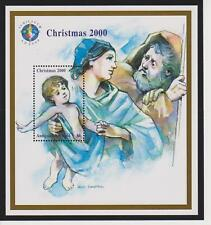 Antigua & Barbuda Christmas Issue of Year 2000 S/S MNH Scott 2418