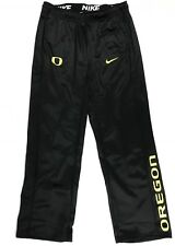 New Nike Oregon Ducks Digital Therma Training Pant Women's Medium Black 897224