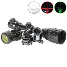 Bushnell Banner4-16X40AOEG Rifle Scope Adjustable Objective Rifle Scope 4-16X