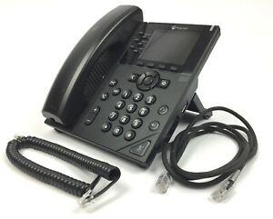 Polycom VVX 350 6-Line Desktop Business IP Phone - 2200-48830-025