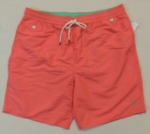 Polo Ralph Lauren Pony Swim Suit Trunks Hawaiian-Beach Board Shorts XLT 3XLT 3XB