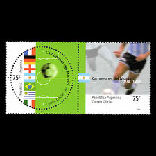 Argentina 2002 - Football World Champions of the 20th Century - Sc 2184 MNH