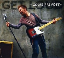 Codie Prevost - Get Loud [New CD]