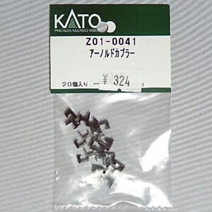 Kato Z01-0041 Arnold Coupler 20pcs - N