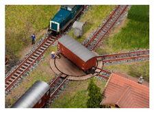 Faller 222114 - modellismo ferroviario piccola Piattaforma girevole con Servomo