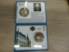 Original Coincard 2 euro Luxemburg 2020 : 200. Geburtstag von Prinz Henri