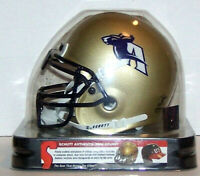 AKRON ZIPS FOOTBALL NCAA COLLEGE AUTHENTC SCHUTT MINI HELMET