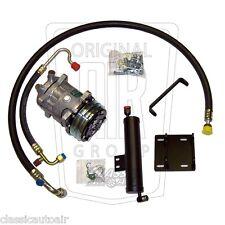 1970-71 TORINO RANCHERO V8 Hi-Po AC Compressor Upgrade Kit A/C Air Conditioning
