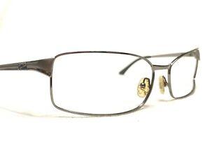 Ray Ban RB3269 004 Men's Gunmetal Modern Rx Aviator Sunglasses Frames 63/18~130