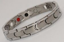 Magnetic Negative Ion Health Energy Bracelet, Power Band