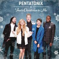 Pentatonix – That's Christmas To Me    -  CD NEU