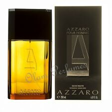 Azzaro Pour Homme Eau de Toilette Spray Men 6.8oz 200ml * New in Box Sealed *