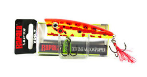 Rapala X-Rap Pop Topwater Floating Lure XRP07/OF (7261)