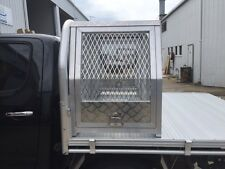 ALUMINIUM UTE DOG CAGE BOX - Made for 4X4, Pigging, Hunting 1770x900x700