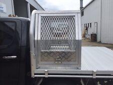 TOYOTA HILUX ALUMINIUM UTE DOG CAGE BOX -  1770x900x700