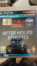 After hours athletes ps3 Sealed Italian Requires Playstation Move