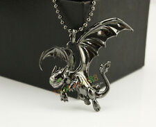 How To Train Your Dragon 2 spin master Deluxe Pendant Necklace Hot sell