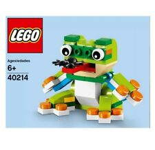 LEGO MONTHLY MINI BUILD POLYBAG FROG AND SPIDER 40214 BUILDING TOY