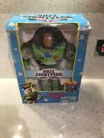 TOY STORY : ULTIMATE TALKING ACTION FIGURE BUZZ LIGHTYEAR BOXED D5