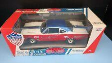 1:18 SUPERCAR COLLECTIBLES SOX MARTIN 1968 PLYMOUTH ROAD RUNNER #9 1/1008 29637P