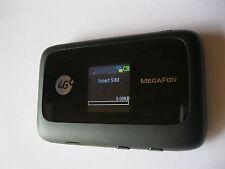 ZTE MF910 Hotspot 150Mbps WiFi LTE 4G 3G Wireless Router Modem WLAN Ohne Simlock