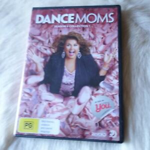 DANCE MOMS Season 4 Collection 1 3 Discs DVD 2015 Hollywood STUDIOS Competitions