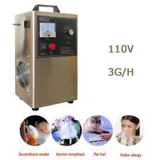 3G/H Ozone Generator Air Purifier, Ionizer & Deodorizer sterilization 110V